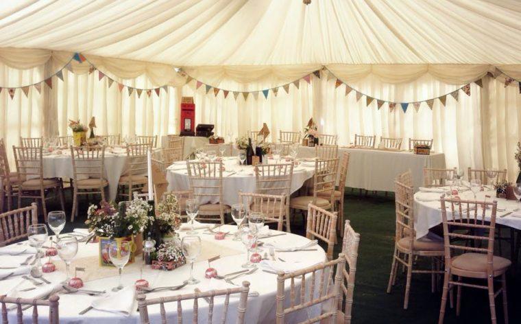 Weddings at Greenway Farm